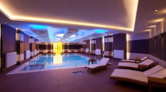 Aksaray Termal Otel 5 Yıldızlı