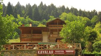 Trabzon Maçka Pansiyonları