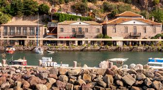Assos Antik Liman Otelleri