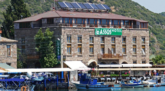 Assos Antik Liman Butik Otelleri Fiyatları