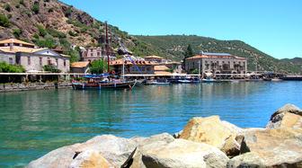 Assos Antik Liman Gezilecek Yerler