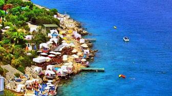 Çukurbağ Apart Otelleri