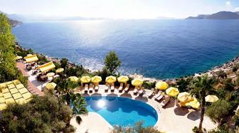 Çukurbağ Yarımadası Otelleri