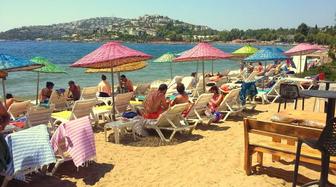 Bodrum Plajlı Oteller