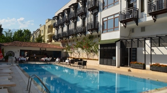 Antalya Merkez Apart Oteller