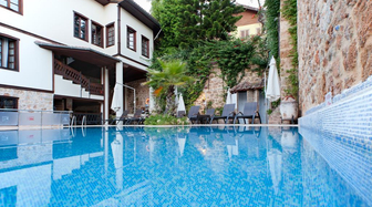 Antalya Merkez En Uygun Apart Otel