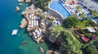 Antalya Merkez'de Konaklama