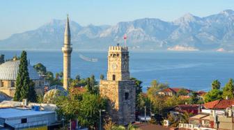 Antalya Merkez Pansiyonları