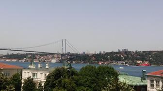 İstanbul Anadolu Yakası Boğaz Manzaralı Konaklama