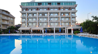 İstanbul Avrupa Yakası Havuzlu Oteller