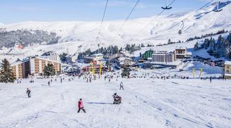UludaÄŸ Kayak Merkezi