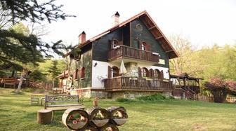 Abant Dağ Evleri