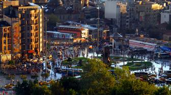 Taksim'de Gezilecek Yerler