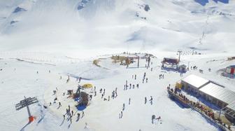Davraz'da Kış Sporları
