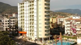 Alanya Merkez Apart Otelleri