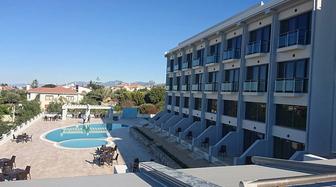 Kıbrıs Apart Otelleri