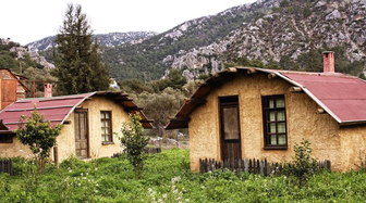 Olimpos Bungalov Apart Otel