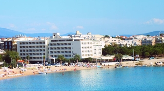 Altınkum Apart Otelleri